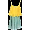 Two Tone Sundress - sukienki - $60.00  ~ 51.53€