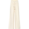ULLA JOHNSON Ayana cotton-fleece pants - Calças capri -
