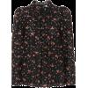 ULLA JOHNSON Gracie cotton eyelet lace b - Long sleeves shirts -