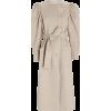 ULLA JOHNSON Wren Puff Sleeve Wool Coat - Jakne i kaputi -