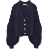 ULLA JOHNSON navy cardigan - Westen -
