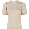 ULLA JOHNSON neutral sweater - 套头衫 -