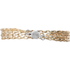 UNO Gold Link Chain - Cinturones -