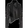 UNRAVEL Asymmetric shearling jacket - Chaquetas -