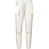 UNRAVEL PROJECT Reverse straight-leg - Jeans -