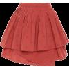 Ulla Johnson Alice Cotton Skirt Color - Skirts -