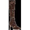 Ulla Johnson Calf Hair Jett Boots - Boots -