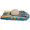 Universe Space Car 1960's Tin Toy - Items -