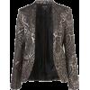 Uopshop Paisley jacket - Jakne i kaputi -