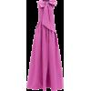 VALENTINO Bow cotton-blend faille gown - Vestiti -