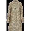 VALENTINO Brocade coat - Jakne i kaputi -