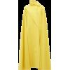 VALENTINO  Draped-panel wool-blend cape - Kurtka -