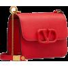 VALENTINO GARAVANI LARGE VLOGO AYERS BUC - Messenger bags - 1,790.00€  ~ $2,084.10