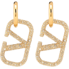 VALENTINO GARAVANI Valentino Garavani VL - Earrings - 390.00€  ~ $454.08