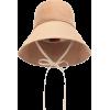 VALENTINO GARAVANI neutral bucket hat - Hat -