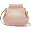 VALENTINO  Rockstud leather cross-body b - Bolsas pequenas -
