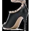VALENTINO Rockstud peep toe sandals - Sandalias -