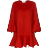 VALENTINO Ruffle Coat - Giacce e capotti -