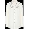 VALENTINO Silk blouse - Camisas manga larga -