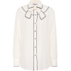 VALENTINO Silk blouse - Long sleeves shirts - $1,490.00  ~ £1,132.42