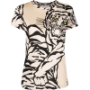 VALENTINO tiger motif T-shirt - T-shirts -