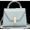 VALEXTRA Iside micro grained-leather bag - Torebki -