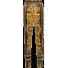 VERSACE high waist patterned skinny jean - Pantaloni capri - 9.345,00kn  ~ 1,263.47€