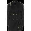VERSACE Embellished wool blazer - Chaquetas - $2.85  ~ 2.45€
