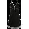 VERSACE JEANS COUTURE lace-detail dress - Dresses -