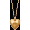 VERSACE  Medusa heart-pendant necklace - Necklaces -