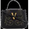 VERSACE Virtus Western top handle bag - Hand bag -