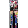 VERSACE floral print leggings - Leggins -