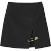 VERSACE wool mini skirt - Gonne -