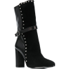 VIA ROMA 15 studded ankle boots - Stiefel -