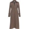 VICTORIA BECKHAM plaid coat - Jacket - coats -