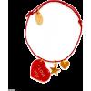VINTAGE CHARM cord bracelet - Bracelets -