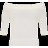 VINTAGE BRIDGETTE KNITTED TOP - T-shirts -