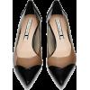 VINYL COURT SHOES - Classic shoes & Pumps -