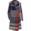 VIVIENNE WESTWOOD tartan coat - Jakne i kaputi -