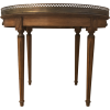 VIYET Louis XVI wood side table - Uncategorized -