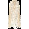 Valentina Sequin Tulle Midi Cape by Need - Chaquetas -