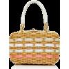 Valentina Small Straw Bag - Hand bag -