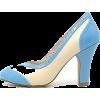 Valentine Belle Blue - Klasične cipele - $72.00  ~ 457,39kn