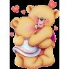 Valentine Teddy Bear - Animals -