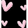 Valentine's. Hurts. Pink - Ilustracje -