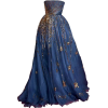 Valentino Couture Satinee gown - Obleke -
