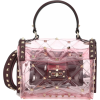 Valentino Garavani Candystud Mini PVC sh - ハンドバッグ - 1,250.00€  ~ ¥163,800