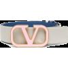 Valentino Garavani VLOGO buckle belt - Belt -
