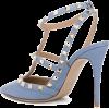 Valentino Rockstud caged pumps - Scarpe classiche -