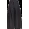 Valentino Silk Culottes - Capri & Cropped -